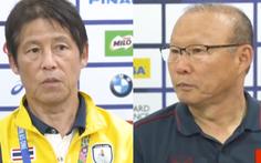 Video: HLV Nishino 'tôi rất hiểu và tôn trọng tài năng của HLV Park Hang Seo'