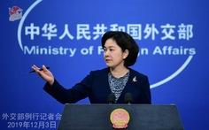 Sau tuyên bố của NATO, Trung Quốc nói mình là 'sức mạnh hòa bình'