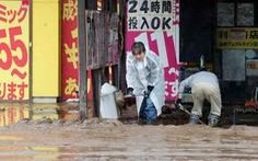 Nhật mất gần 36 tỉ đô do thiên tai năm 2018