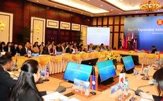 Trung Quốc, Mỹ, Nhật dự Diễn đàn biển ASEAN mở rộng lần thứ 7
