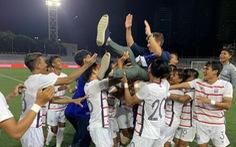 HLV U22 Campuchia dặn dò cầu thủ: 'Hãy nghĩ về tấm huy chương vàng'