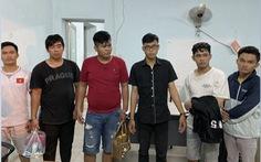 Bắt 'đội cảnh sát hình sự dỏm' với hơn 20 vụ cướp táo tợn