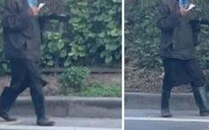 'Hắc diện nhân' cầm trứng, thớt xuất hiện ở Tiền Giang bắt cóc trẻ em?