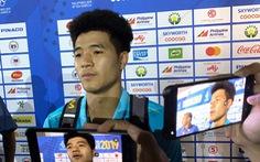 """Hà Đức Chinh: """"Cầu thủ U22 Indonesia rất khỏe và nhanh"""""""