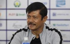 HLV U22 Indonesia: 'Được nghỉ nhiều, hi vọng U22 Myanmar không phát phì'