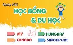 15/12: Ngày hội học bổng du học & Định Cư Mỹ - Canada – Hungary – Singapore