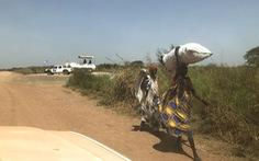 Mũ nồi xanh Việt Nam ở Nam Sudan - Kỳ 7:  Lỗ đạn, nhà cháy và giọt nước ở Bentiu
