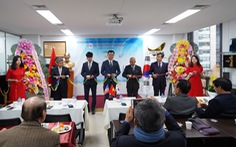 Trung tâm xúc tiến hàng Việt Vinaka giữa Seoul
