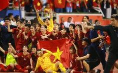 Tăng 2 bậc trên bảng xếp hạng FIFA, tuyển nữ Việt Nam vào top 32 đội mạnh thế giới
