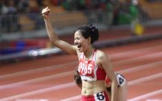 VĐV Nguyễn Thị Huyền: 'HCV này có mồ hôi, nước mắt của hai mẹ con tôi'