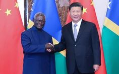 Trung Quốc và Đài Loan đua nhau hối lộ tiền để lôi kéo Solomon?