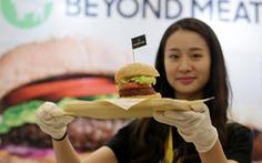 Thịt nhân tạo: Mỹ - Trung cũng đụng độ