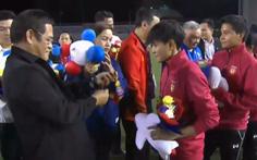 Trực tiếp: Lễ trao huy chương vàng cho tuyển nữ Việt Nam
