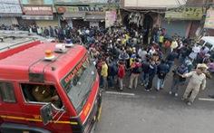 Nhà máy cháy lúc sáng sớm, ít nhất 43 công nhân thiệt mạng