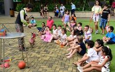 Trang bị cho trẻ về đa văn hóa