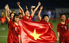 Đội tuyển nữ Việt Nam được thưởng hơn 10 tỉ đồng sau khi vô địch SEA Games 30