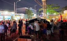 Một người đàn ông bị trúng đạn chết ở huyện Bình Chánh