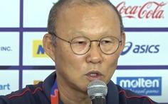 HLV Park Hang Seo: 'Sẽ là trận đấu cuối cùng của tôi trong năm 2019 và tôi muốn...'
