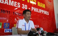 Trưởng đoàn Trần Đức Phấn: 'Chúng tôi không ép các VĐV thi đấu nhiều nội dung'