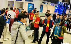 Bamboo, Vietnam Airlines tăng chuyến bay đến Philippines cổ vũ U22