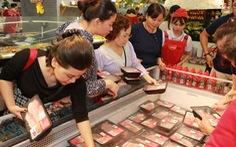 Cổ phiếu nóng của công ty thịt mát Masan đang... nguội