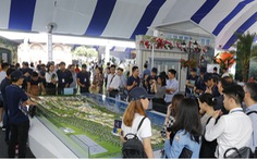 20.000 lượt khách tham quan Novaland Expo