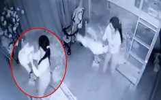 Tạm giữ người phụ nữ giúp việc bị tố dốc ngược bé gái 1 tuổi