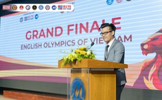 Cuộc thi English Olympics Of Vietnam – EOV 2019 – Quán quân năm đầu tiên