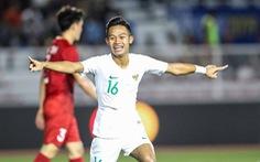 Cầu thủ Indonesia ghi bàn vào lưới Việt Nam: 'Chúng tôi sẽ đem về huy chương vàng'