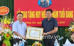 Điều động chủ tịch HĐND tỉnh Hưng Yên làm thứ trưởng Bộ Y tế