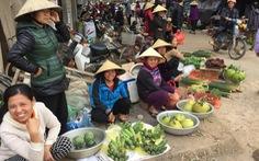 Chợ quê ngày tết - những hoài niệm bùi ngùi
