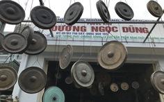 Ngôi làng chuyên làm đồ đồng chưng cúng nổi tiếng nhất Điện Bàn