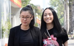 Trương Hồ Phương Nga từ chối nhận quyết định đình chỉ bị can