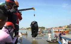 Người thân vụ ôtô rơi sông Hoài: 'Người Hội An chu đáo như máu mủ ruột rà'