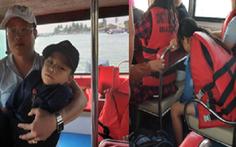 Đình chỉ 'chuyến tàu bão táp ra đảo Cù Lao Chàm' mùng 5 tết