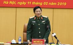 Bộ trưởng Bộ Quốc phòng: Không dùng xe công đi lễ hội trong giờ hành chính