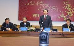 Phó thủ tướng Vương Đình Huệ: Năm 2019, tập trung phát triển 5G