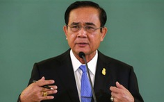 Thủ tướng Thái Lan răn đe trừng phạt kẻ tung tin 'đảo chính'