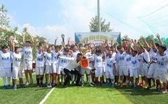 """Các trung tâm bóng đá cộng đồng: """"Hạt giống"""" cho giấc mơ World Cup"""