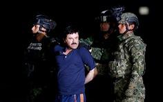 Trùm ma túy Mexico Joaquin Guzman bị kết tội tại Mỹ