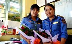 Đồng Nai khen thưởng 2 nữ nhân viên gác chắn cứu cụ già