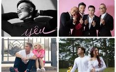 Đĩa đơn, MV, phim ngắn cho Ngày tình yêu Valentine