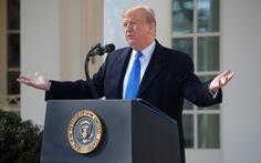 Quyết xây tường biên giới, ông Trump ban bố tình trạng khẩn cấp