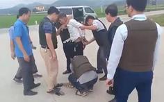 Video: 4 giờ vây bắt nhóm nghi phạm nghi vận chuyển ma túy