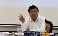 TP.HCM tập trung mời gọi đầu tư một số dự án trọng điểm