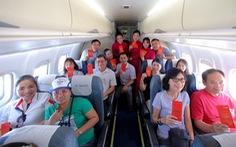 Mở lại đường bay Vinh - Đà Nẵng 7 chuyến/tuần
