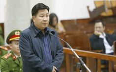 Cựu trung tướng Bùi Văn Thành kháng cáo xin hưởng án treo