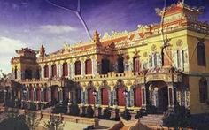 Khởi công khôi phục điện Kiến Trung chỉ còn móng trong Tử Cấm Thành