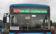 Hà Nội có xe buýt chuyên phục vụ khách đi hội chùa Hương
