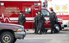 Lại xả súng ở Mỹ: 5 người thiệt mạng, nhiều cảnh sát bị thương